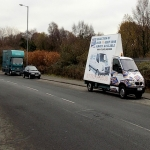 Lorry Advert Providers in Tabor 11