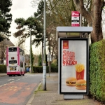 Bus Stop Posters in Farnham Common 7