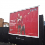 6 Sheets Billboard Sizes in Esher 12