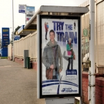 Bus Side Adverts in Crossway 5