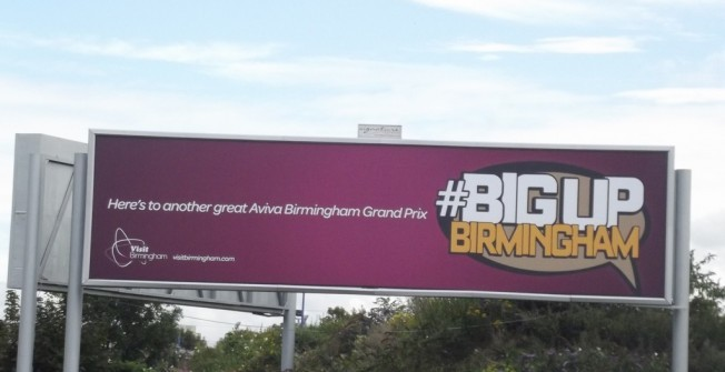 Billboard Ad Dimensions in Greater Manchester